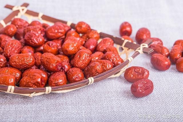 红枣养生价值高,但吃的时候,可能要注意这些细节 美食资讯 第3张